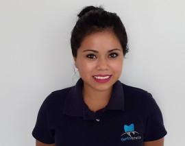 Angie Ventura – Assistant